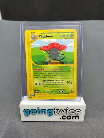 2002 Pokemon Expedition #69 VILEPLUME Rare Vintage Trading Card