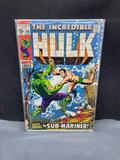 Marvel Comics THE INCREDIBLE HULK #118 Key Bronze Age Comic Book from Estate Collection - Hulk vs