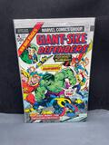 Marvel Comics GIANT-SIZE DEFENDERS #4 Bronze Age Key Comic Book from Estate Collection