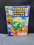 Giant Sized Comic FATMAN THE HUMAN FLYING SAUCER #2 Silver Age Comic Book from Estate Collection