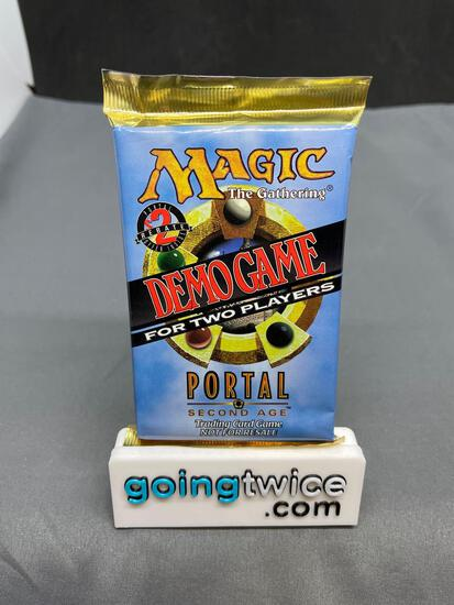 Factory Sealed Vintage Magic the Gathering PORTAL Second Age Demo Game Two Player Pack - Very Rare!