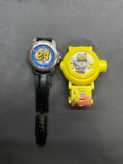 Lot of Two Fashion Watches