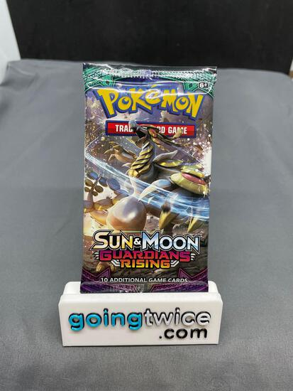 Factory Sealed Pokemon CHILLING REIGN 10 Card Booster Pack