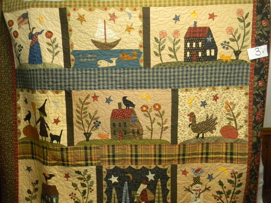 The Seasons of Quilting