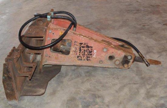 Hydraulic Concrete Hammer