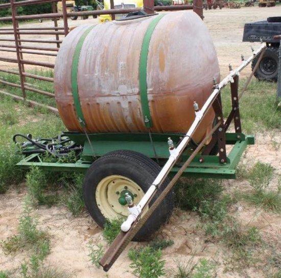 """200 Gallon Sprayer """"Poly Tank"""""""