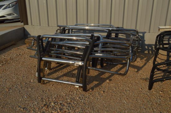 8 Chrome Grill Guards