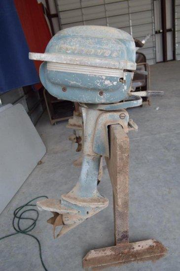 Evinrude Fuel F321E Antique Boat Motor