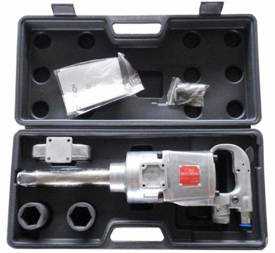 1'' Dr. Air Impact Wrench Kit