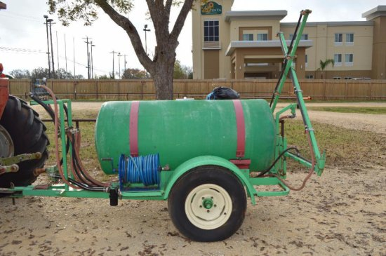 Continental Belton 200 Gallon Sprayer with 18 FT Booms - 100 FT Hose - brand new Belton pump -
