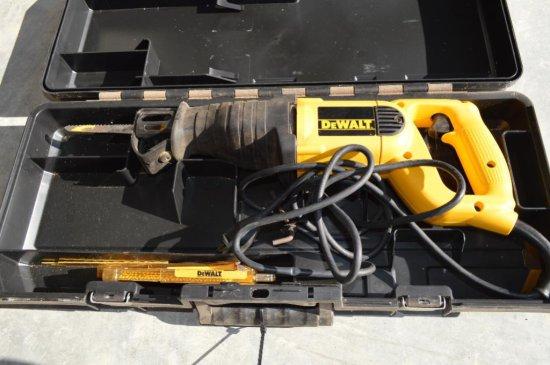 Dewalt Reciprocating Saw - 1 1/8'' Stroke