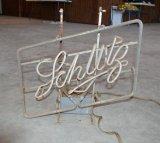 Schliz Antique Neon Sign