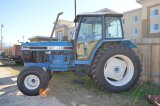 1992 Ford 7840 Tractor- 115 HP -A/C & Heat Cab - Brand New Hour Meter