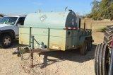 25 KW Doosan Generator - 500 Gallon Fuel Tank w/ Pendlehitch Trailer