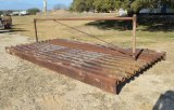 16 FT x 8 FT Cattle Guard