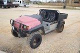 Pioneer 2WD UTV 4 Stroke Gasoline - New Tires, Electric Tilt bed, Runs Great