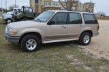 1997 Ford Explorer XLT - 2WD, 4 Door - Miles Read 126,418