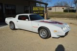 1979 Pontiac Firebird Trans Am 6.6 LITER. In. 4 Speed Trans - Matching Number Car plus Full book of