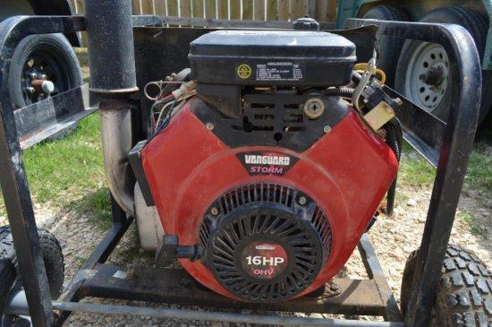 16 Horse Power Vanguard Generator