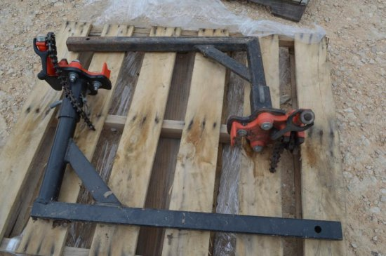 Chain Vise for Reciever - 2 New