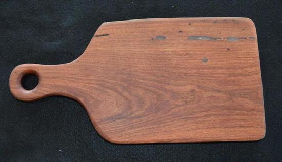Handmade Mesquite Cutting Board