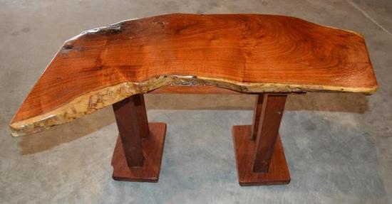 Handmade Child Mesquite Bench