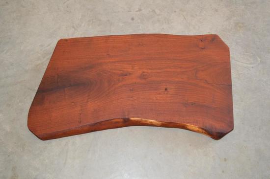 Handmade Mesquite Tailgate Cutting Board
