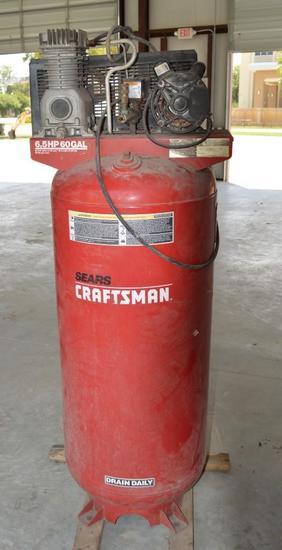 Craftsman Air Compressor 6.5 HP/60 Gallon
