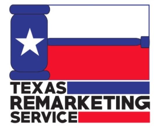 Texas Remarketing Service Gonzales, Texas