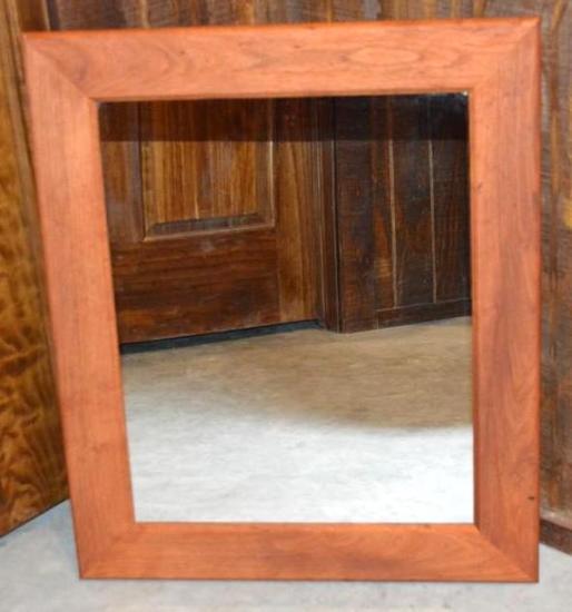 Mesquite Framed Mirror