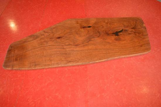 """Mesquite Backyard Cutting Board 13"""" x 33"""" x 1"""""""