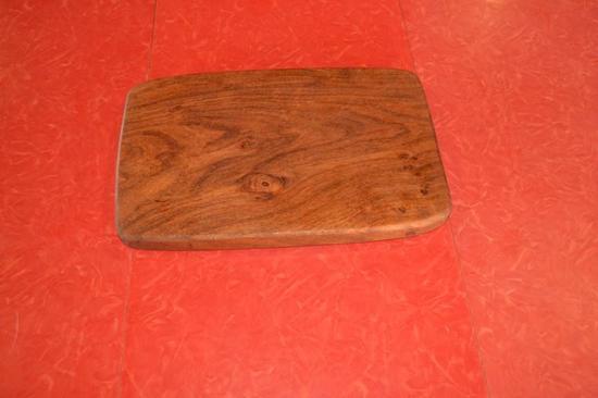 """Mesquite Cutting Board 8"""" x 12"""""""