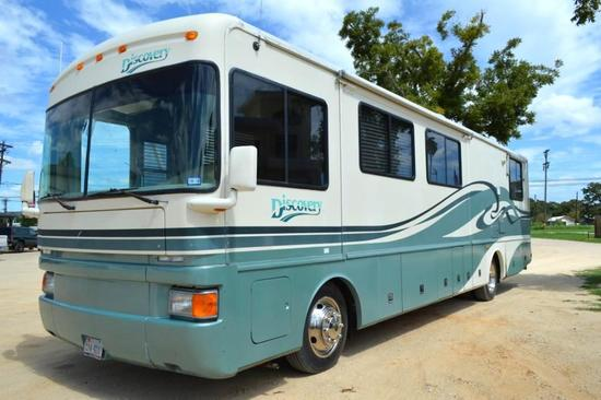 1997 Fleetwood Discovery w/ Sl    Auctions Online | Proxibid