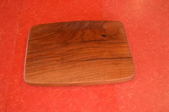 """Mesquite Cutting Board 9"""" x 12"""""""