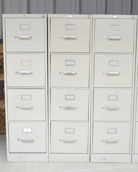 3 - 4 Drawer Filing Cabinets
