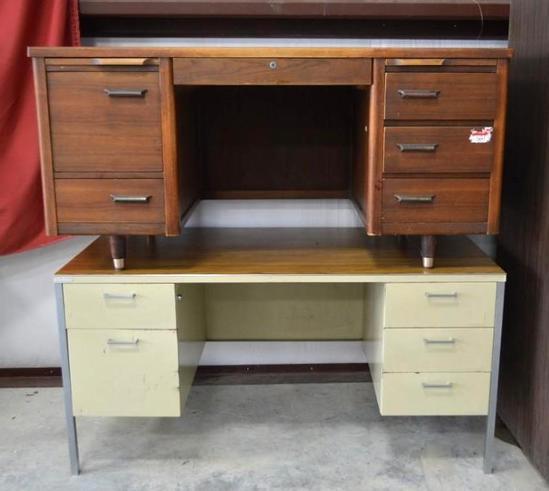 Set of 2 Office Desks