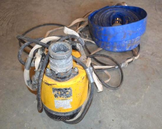 Wacker Neuson PS2 500 Submersible Pump