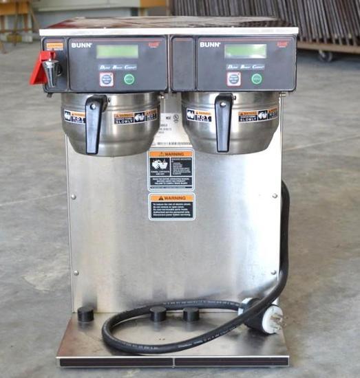 Bunn Axiom Series Double Pot Brewing System