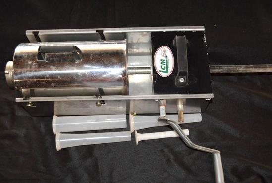LEM Products- 20lb Sausage Stuffer
