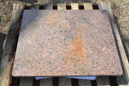 "Granite Slab - 29"" Long x 35"" Wide x 1"" Thick"