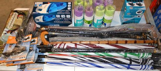 Various Weather Items - All New - All 1 Lot