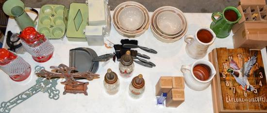 Various Small Houseware Items - All New - All 1 Lot