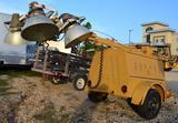 Catepillar Light Tower Generator, Diesel, Runs/Lights Work, 3627 Hours