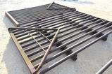 2 - 10 ft. sections of Cattle Guard