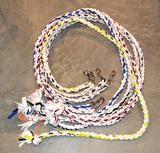 6 - 6 ft. Lead Line Ropes w/Snaps