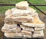 Pallet of Landscaping Rock
