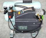 Hitachi Electric 1.3 Run HP Air Compressor 135 Max PSI