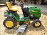 John Deere L130 Automatic 23hp V-Twin Riding Lawn Mower