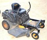 Poulan Pro Zero Turn Mower PX46Z w/ 46