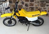 1997 Suzuki DS80 2-Stroke Motorcycle, Gasoline